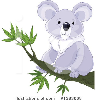Koala Clipart #1383068 by Pushkin