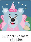 Royalty-Free (RF) Koala Clipart Illustration #41199