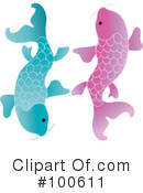 Koi Clipart #100611 by Pams Clipart