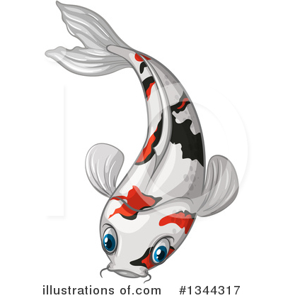 Fish Clipart #1344317 by Graphics RF