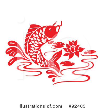 Fish Clipart #92403 by Cherie Reve