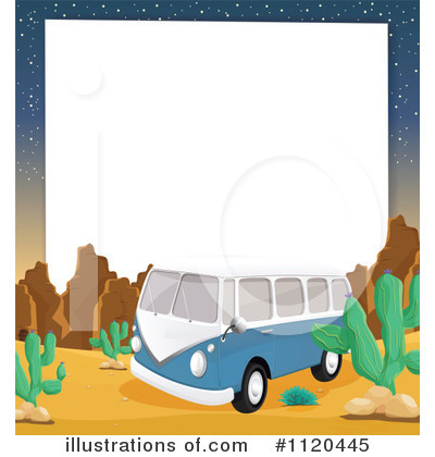 Kombi Clipart #1120445 by Graphics RF