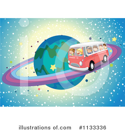 Kombi Clipart #1133336 by Graphics RF