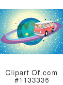 Royalty-Free (RF) Kombi Clipart Illustration #1133336