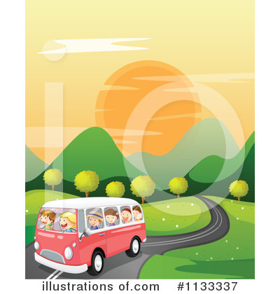 Kombi Clipart #1133337 by Graphics RF