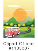 Royalty-Free (RF) Kombi Clipart Illustration #1133337