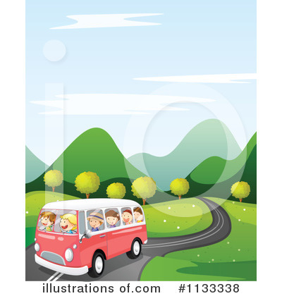 Kombi Clipart #1133338 by Graphics RF