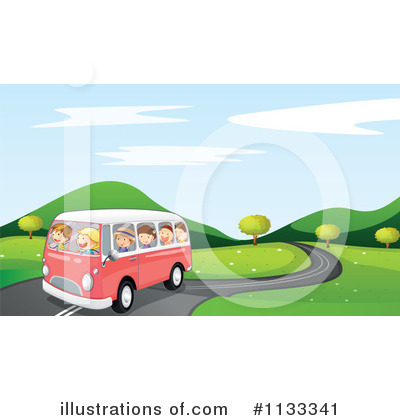 Royalty-Free (RF) Kombi Clipart Illustration by Graphics RF - Stock Sample #1133341