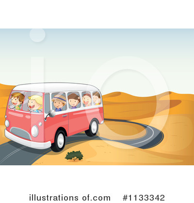 Kombi Clipart #1133342 by Graphics RF
