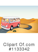 Royalty-Free (RF) Kombi Clipart Illustration #1133342