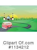 Royalty-Free (RF) Kombi Clipart Illustration #1134212