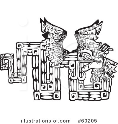 Mythology Clipart #60205 by xunantunich