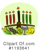 Kwanzaa Clipart #1193641 by BNP Design Studio