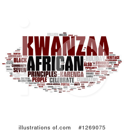 Royalty-Free (RF) Kwanzaa Clipart Illustration by MacX - Stock Sample #1269075