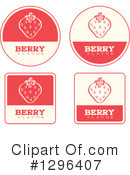 Label Clipart #1296407 by Cory Thoman