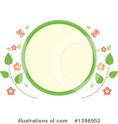 Spring Time Clipart #1396952 by BNP Design Studio