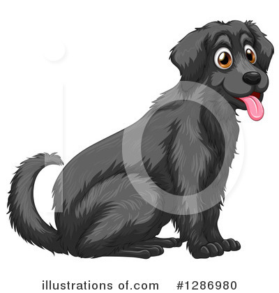 Labrador Clipart #1286980 by Graphics RF