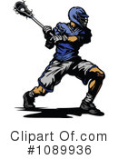 Lacrosse Clipart #1089936 by Chromaco
