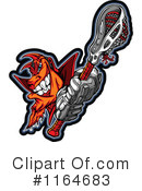 Royalty-Free (RF) lacrosse Clipart Illustration #1164683