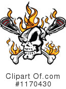 Royalty-Free (RF) Lacrosse Clipart Illustration #1170430