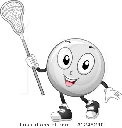 Lacrosse Clipart #1246290 by BNP Design Studio