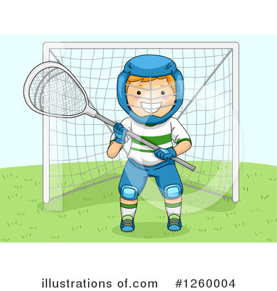 Lacrosse Clipart #1260004 by BNP Design Studio