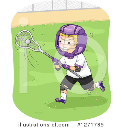 Lacrosse Clipart #1271785 by BNP Design Studio