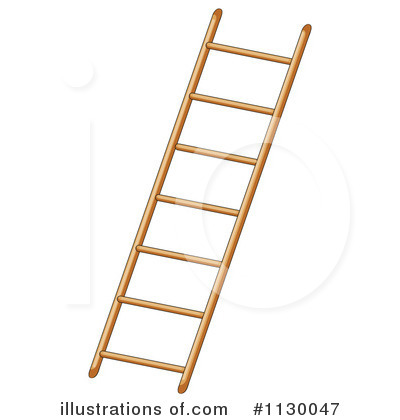 Ladder Clipart #1130047 by Graphics RF