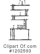 Ladder Clipart #1202593