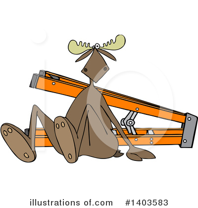 Accident Clipart #1403583 by djart