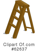 Ladder Clipart #62637 by Pams Clipart