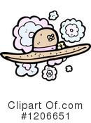 Ladies Hat Clipart #1206651