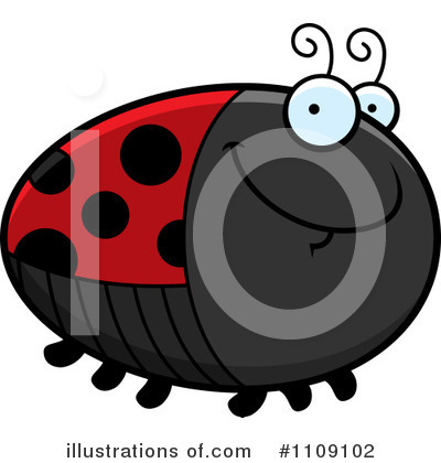 Beetle Clipart #1109102 by Cory Thoman