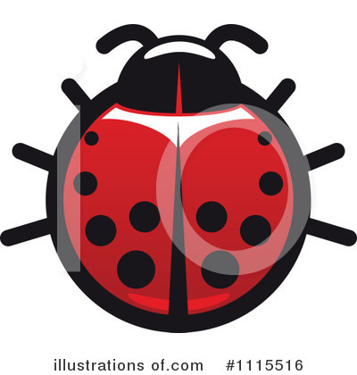 Beetle Clipart #1115516 by Vector Tradition SM