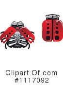 Royalty-Free (RF) ladybug Clipart Illustration #1117092