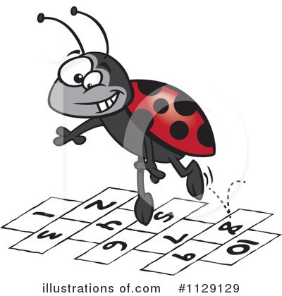Numbers Clipart #1129129 by toonaday