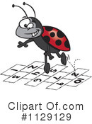 Royalty-Free (RF) Ladybug Clipart Illustration #1129129