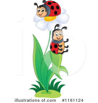 Daisy Clipart #1161124 by visekart