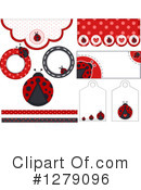 Ladybug Clipart #1279096 by BNP Design Studio