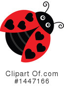 Royalty-Free (RF) Ladybug Clipart Illustration #1447166