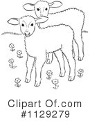 Lamb Clipart #1129279 by Picsburg