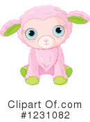 Royalty-Free (RF) Lamb Clipart Illustration #1231082