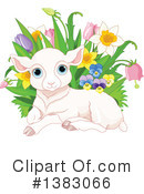 Royalty-Free (RF) Lamb Clipart Illustration #1383066