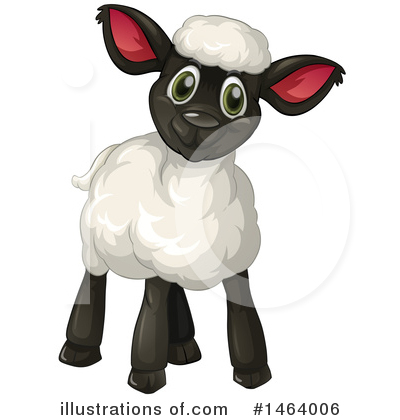 Sheep Clipart #1464006 by Graphics RF