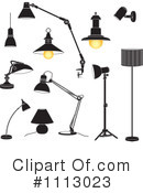 Lamps Clipart #1113023