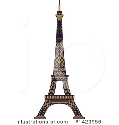 France Clipart #1420956 by Vector Tradition SM