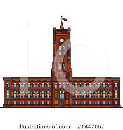 Landmark Clipart #1447057 by Vector Tradition SM