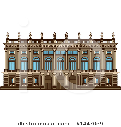 Landmark Clipart #1447059 by Vector Tradition SM