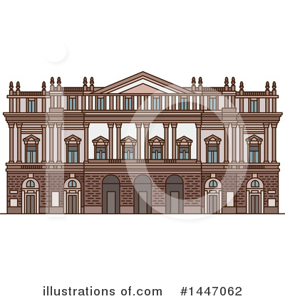 Landmark Clipart #1447062 by Vector Tradition SM