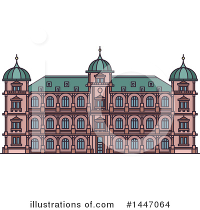 Landmark Clipart #1447064 by Vector Tradition SM